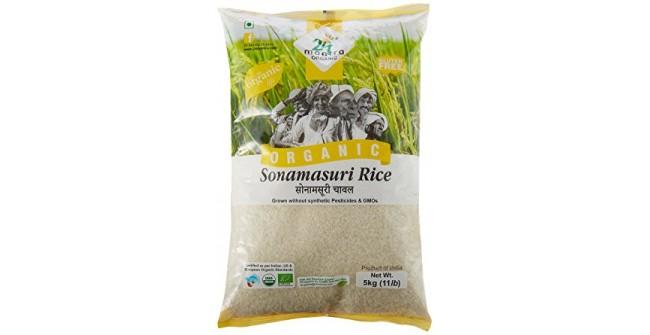 Sonamasuri White Rice 5Kg