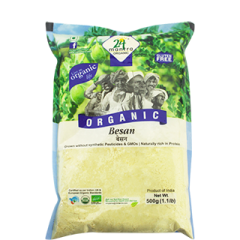 Besan Flour-24Mantra 500G