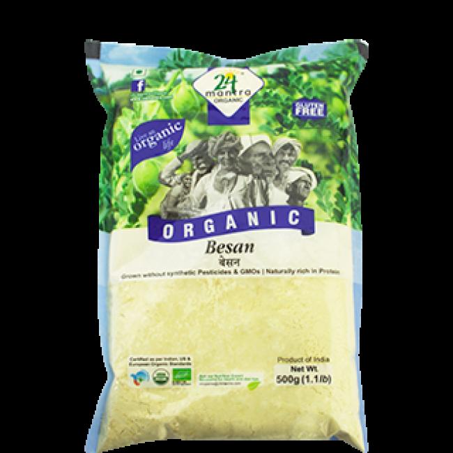 Besan Flour-24Mantra