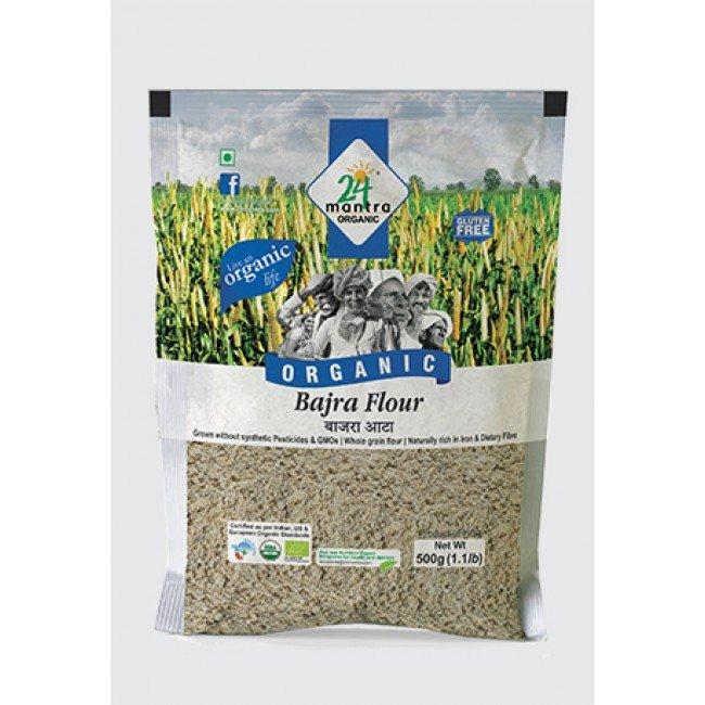 Bajra (Pearl Millet) Flour-24mantra