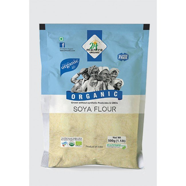 Soya Flour-24mantra