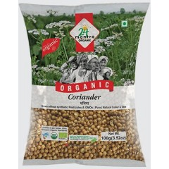Coriander Seed-24Mantra 100G
