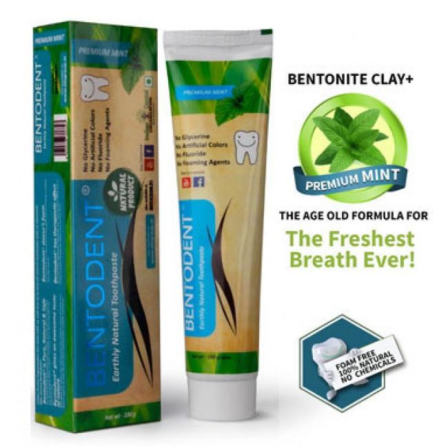 Bentodent Premium Mint Toothpaste 100G