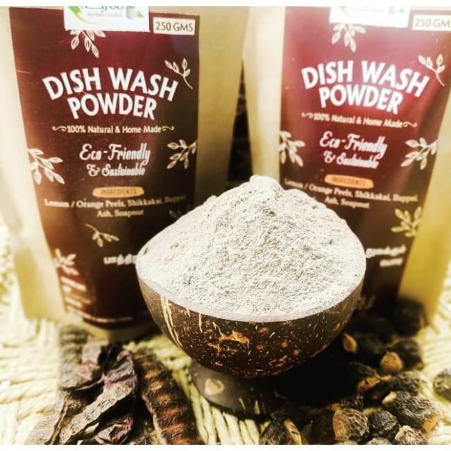 Herbal Dish Wash Powder  250G