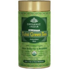 Tulsi Green 100 Gram Tin