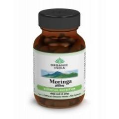 Moringa 60 Capsules Bottle