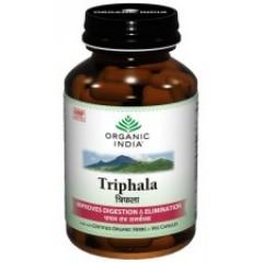 Triphala 60 Capsules bottle