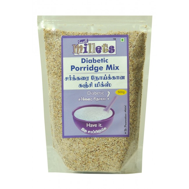 Diabetic Porridge Mix 500G