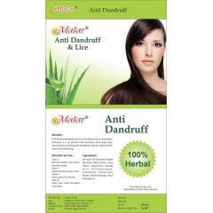 Anti Dandruff & Lice 100G