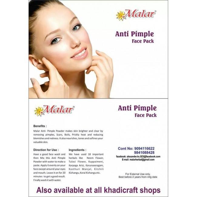 Anti Pimple Face Pack 100G